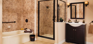 Bathroom Remodeling Acrylic Bathroom Systems Ceramic Tile - Bathroom remodeling havertown pa